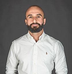 Агоп Каспаряникономист